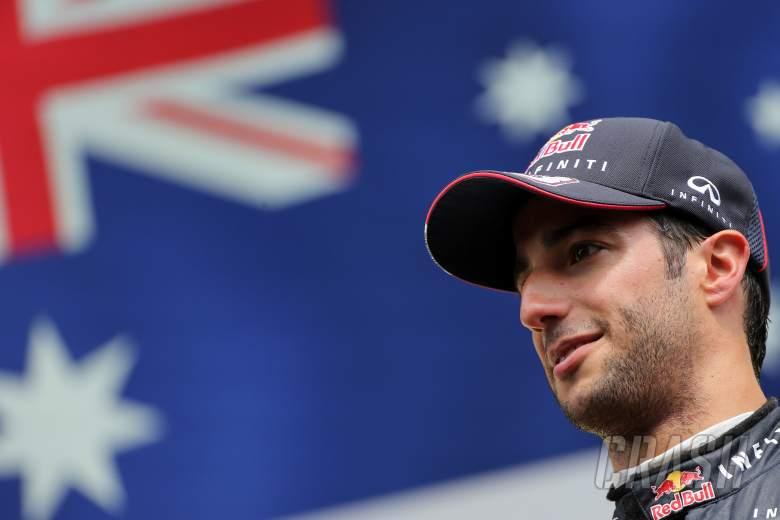 Ricciardo: Next two races crucial to F1 title hopes