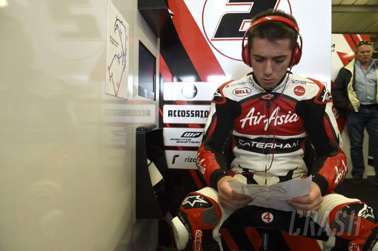 Moto2: Herrin out, Wilairot in at Caterham