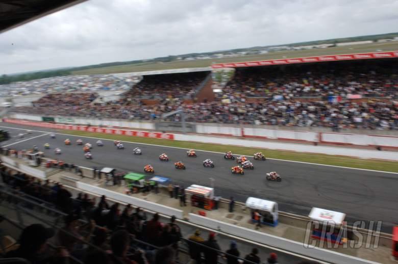 , , 250 Start, French 250GP Race 2006