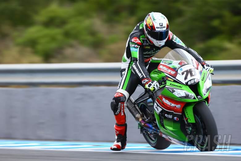 Kawasaki applaud Baz ahead of MotoGP move