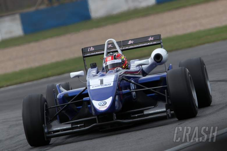 Red Bull junior joins Carlin for Euro F3