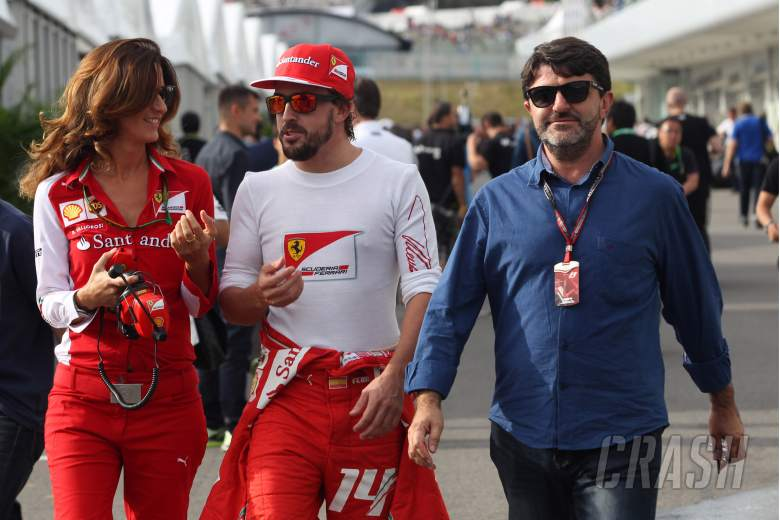 Alonso: I'm the F1 decision maker