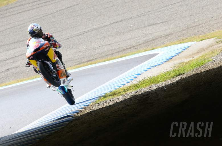 Moto3: Miller 'It was a dream to sit on Rossi's bike'