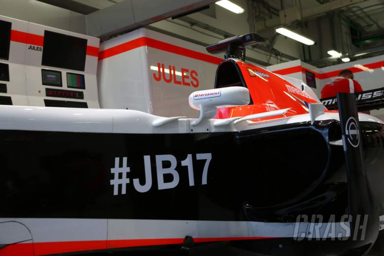 Jules Bianchi's father 'less optimistic' of son's recovery