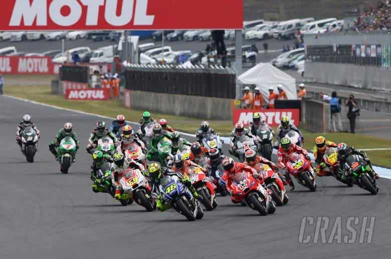 2015 MotoGP entry list revealed