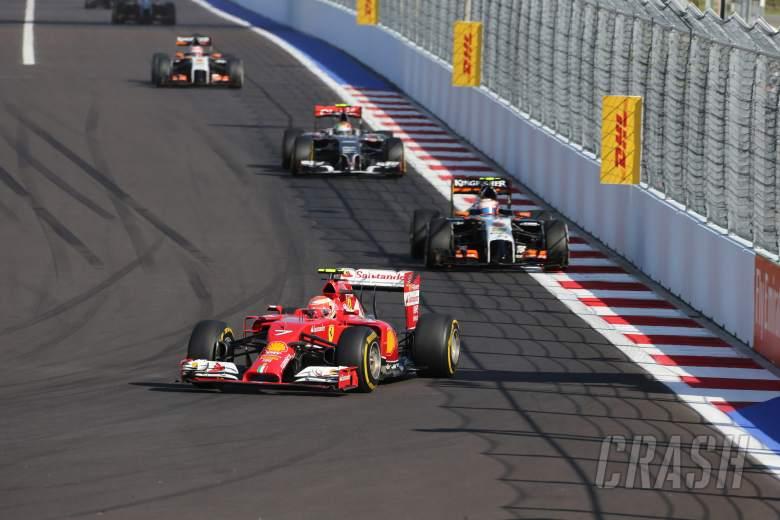 Raikkonen: Start compromised race
