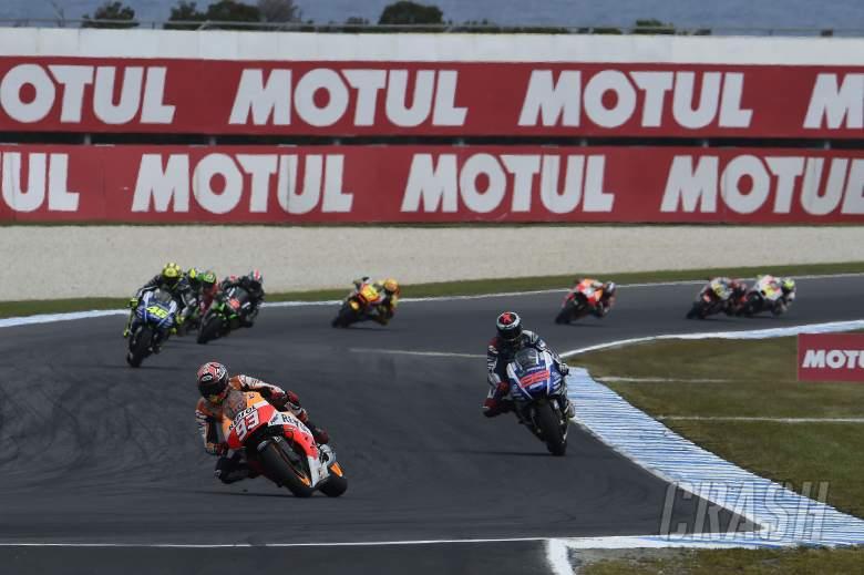 MotoGP: 'Never go back to 800cc'