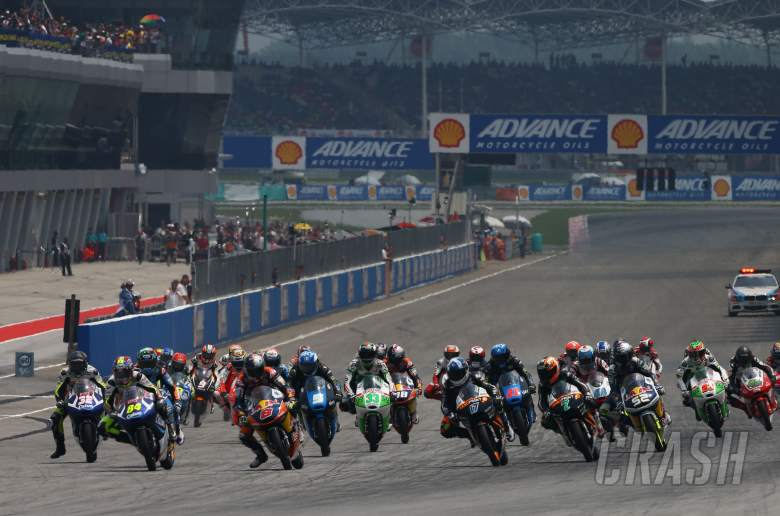 Updated 2015 Moto3 entry list