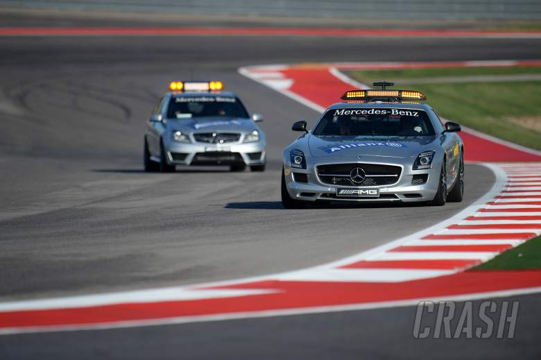 F1's 'virtual safety car' trial positive - Massa