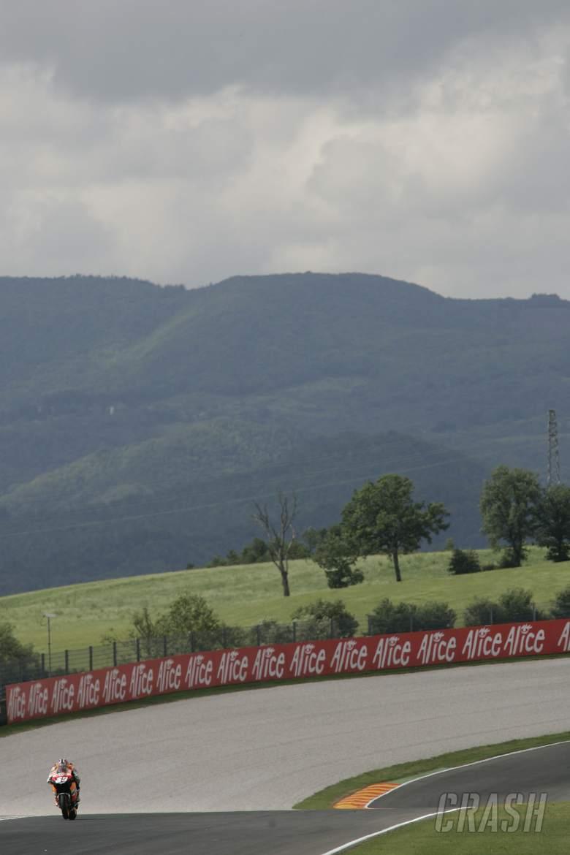 Hayden, Italian MotoGP, 2006