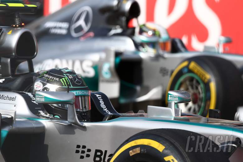 Rosberg still 'very optimistic' he can win F1 title