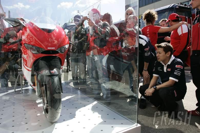 Ducati Desmosedici RR, Italian MotoGP, 2006