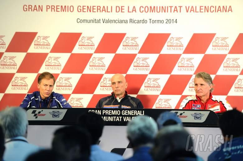 MotoGP teams against 'ridiculous' F1 double points
