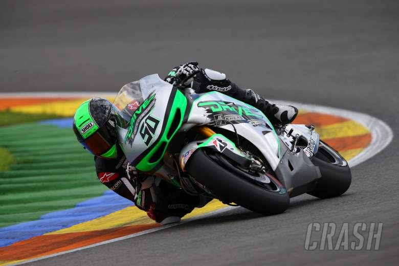 Laverty excited to try 2015 Honda