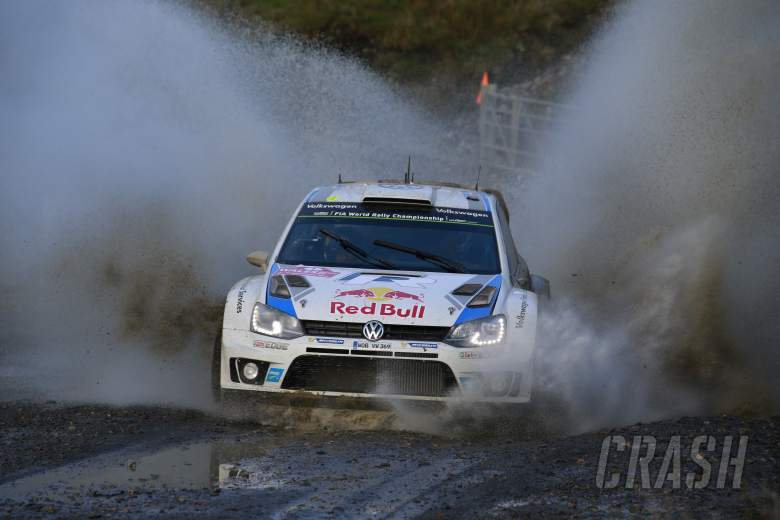 WRC Driver of the Year: 1st
