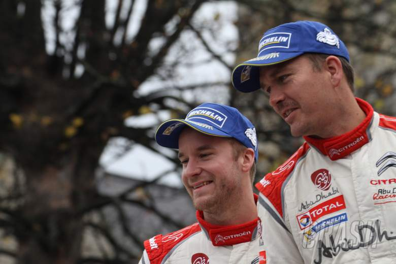 WRC: Ostberg to stay with Citroen in 2015