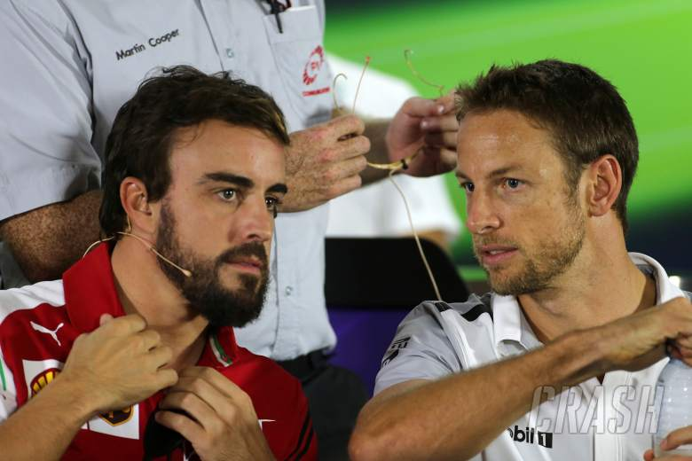 Retained Button 'inspired' by Prost
