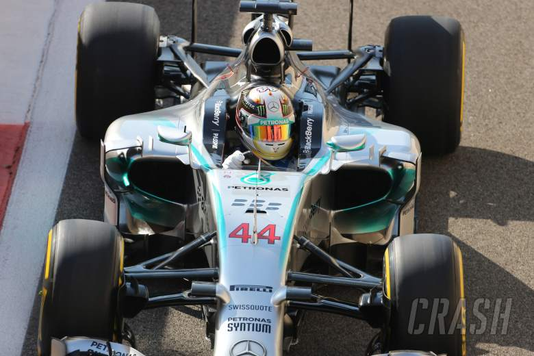Hamilton selects number, FIA releases updated 2015 F1 entry list