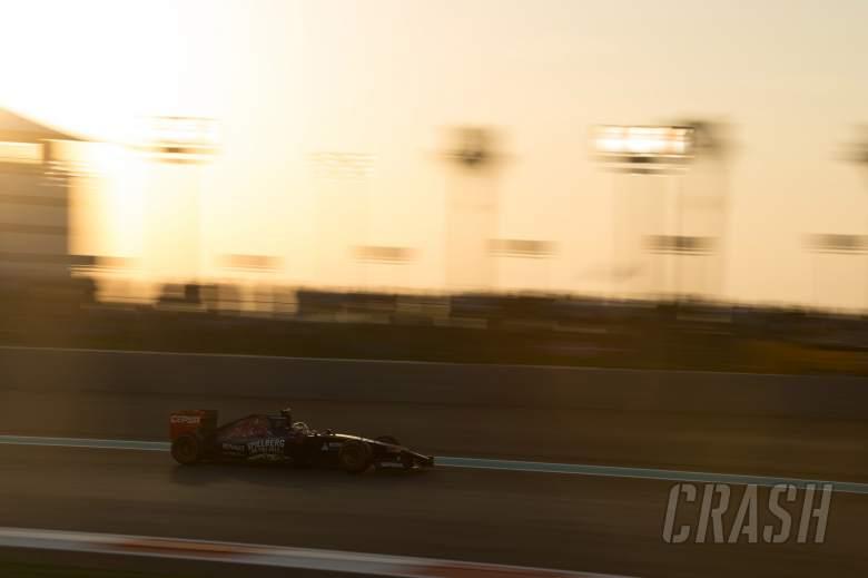 Vergne confirms Toro Rosso exit