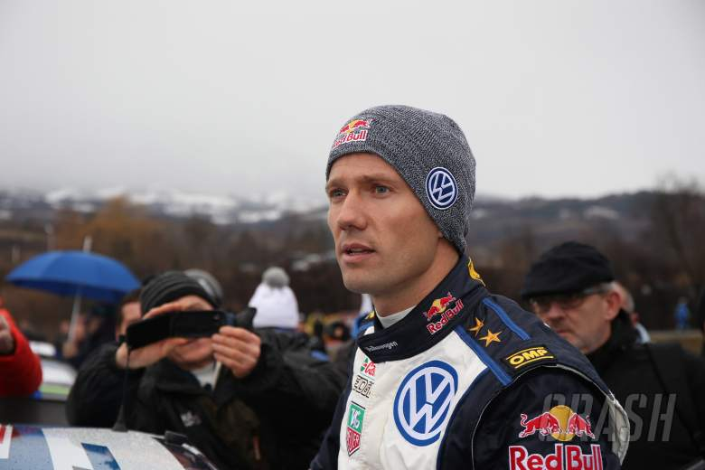 Ogier equals Colin McRae's record of 25 wins