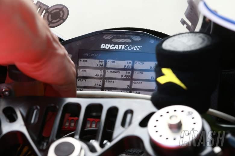 Ducati 'little bit of advantage' with 2016 ECU