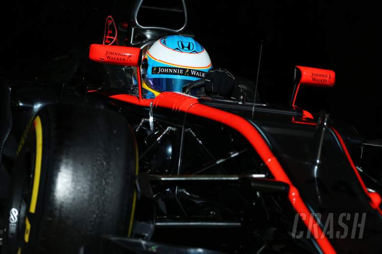 Alonso testing accident still being investigated