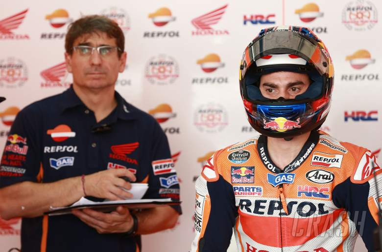 Pedrosa's crew chief to work with Jack Miller?