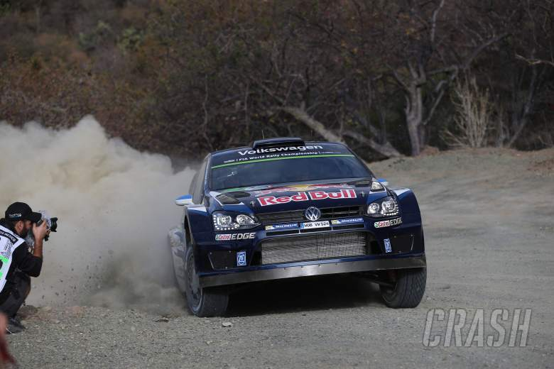 Ogier extends Rally Mexico lead after dramatic loop