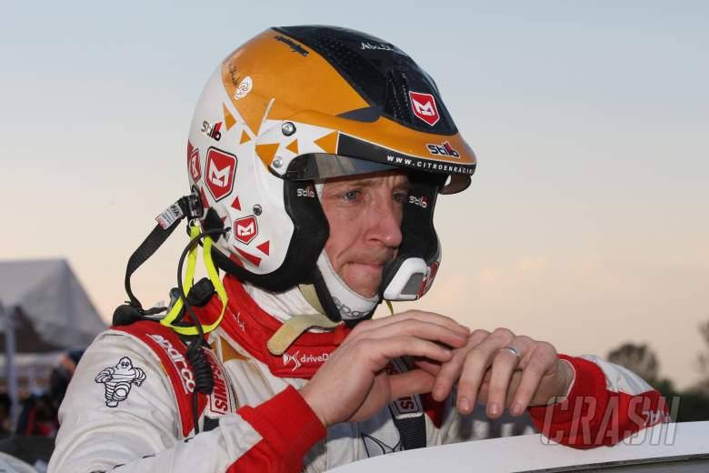 Meeke will start Rally Poland despite shakedown crash