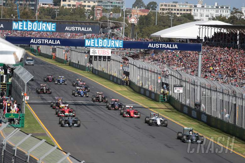 2016 F1 opener originally scheduled for April 10th
