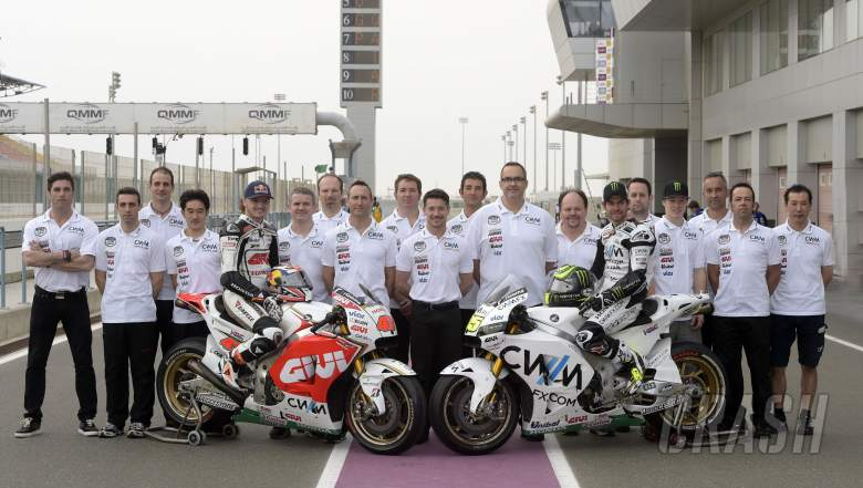 New GIVI livery for Cal Crutchlow
