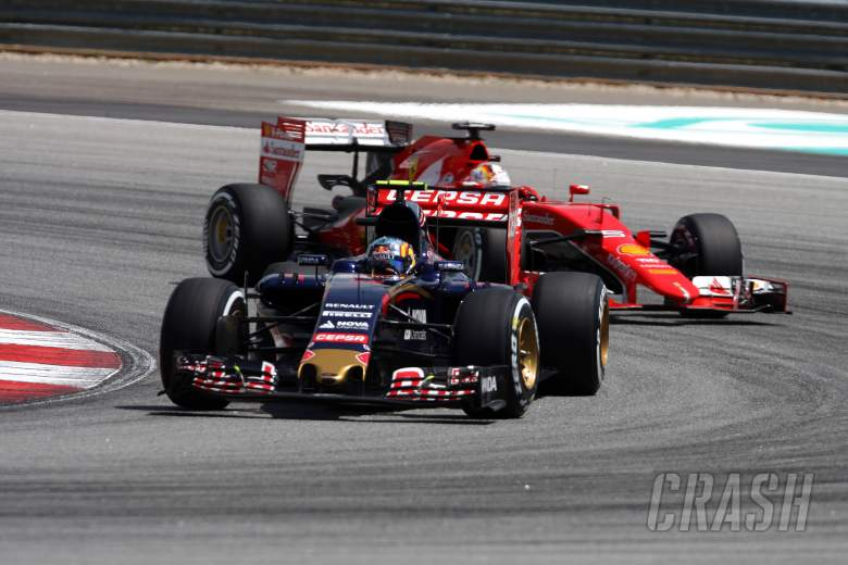 Toro Rosso trounces Red Bull, most points since '09