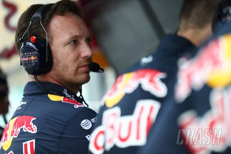 Horner addresses Red Bull exit rumours