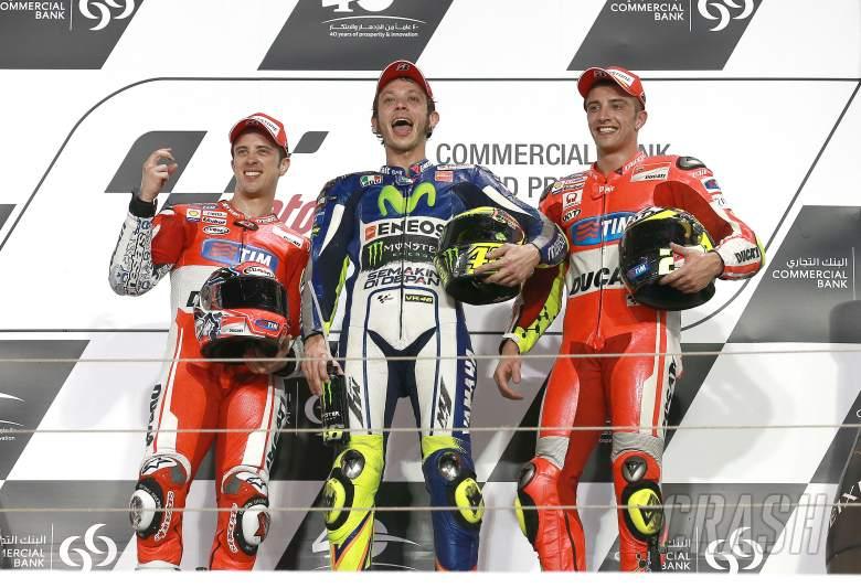 Qatar podiums mean Ducati race fuel reduced