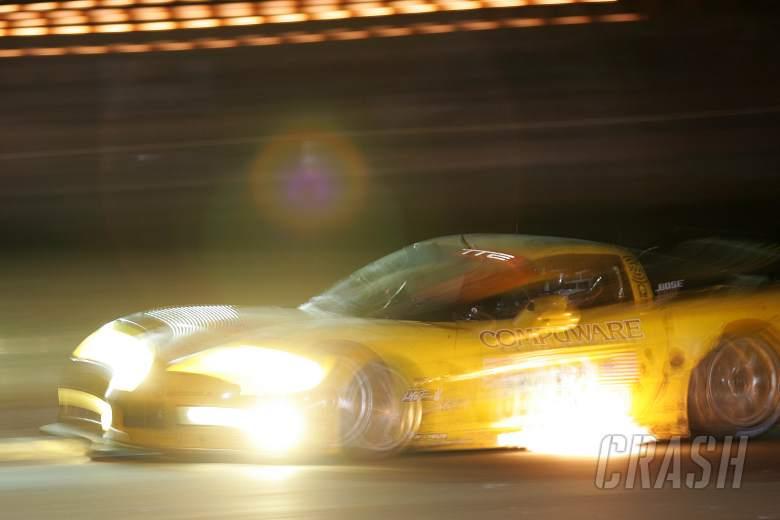 Oliver Gavin (GBR), Olivier Beretta (MON), Jan Magnussen (DK), Chevrolet Corvette C6R.24 Heures du M