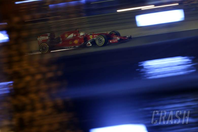Vettel blames brake problem for Perez clash