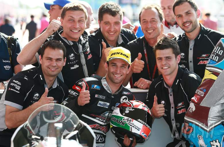 Moto2 Argentina: New record for Zarco in flawless pole run