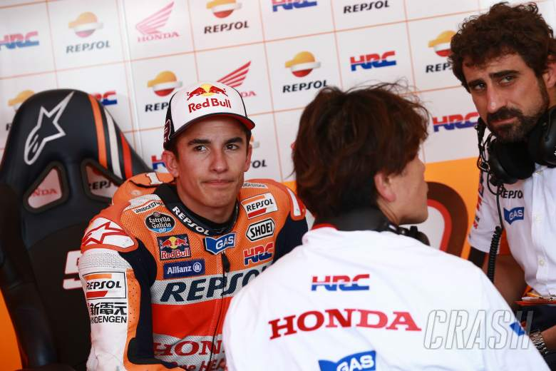 More details emerge of Marquez injury