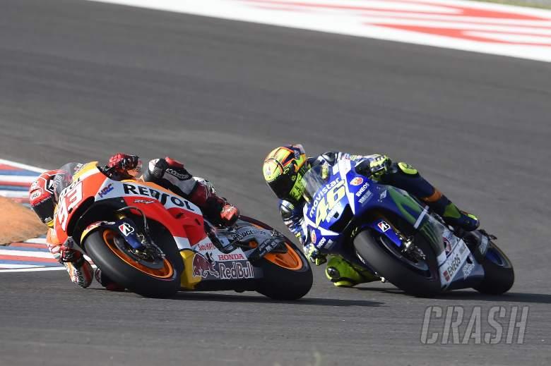 Marquez: Rossi is still my idol