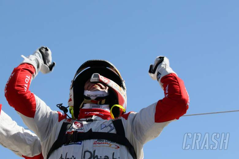 Meeke: This victory is for Colin