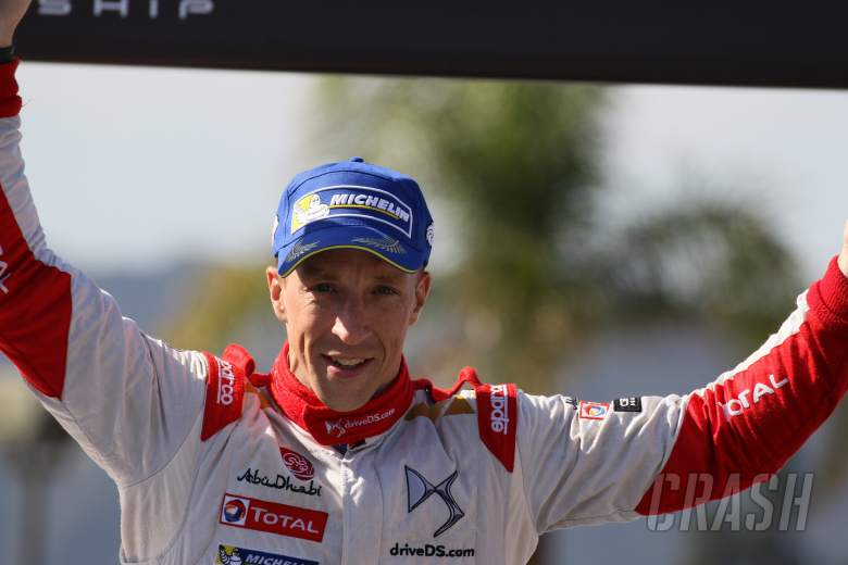 Confident Meeke refusing to alter strategy