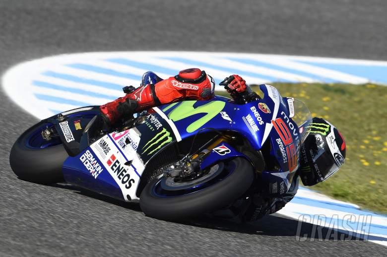 Lorenzo: I'm grateful Yamaha has faith in me