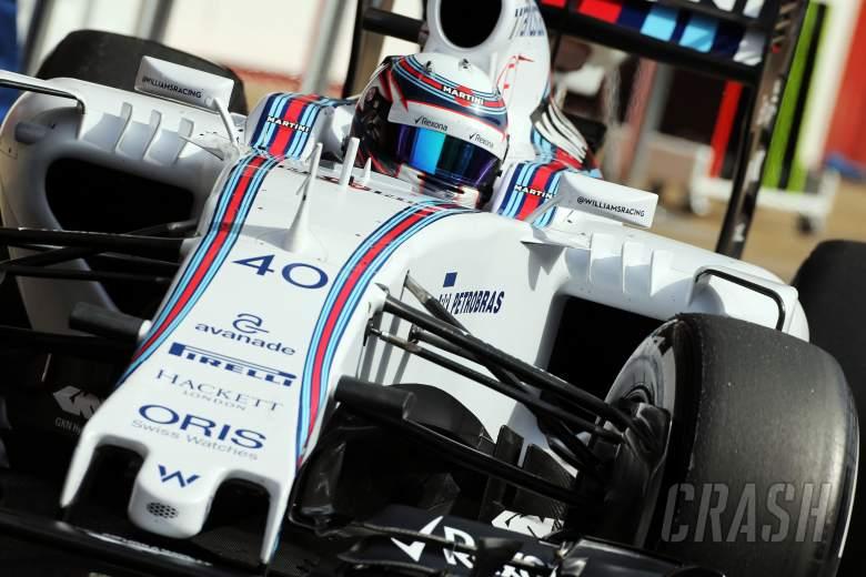 Lynn: Williams F1 drive would be a dream