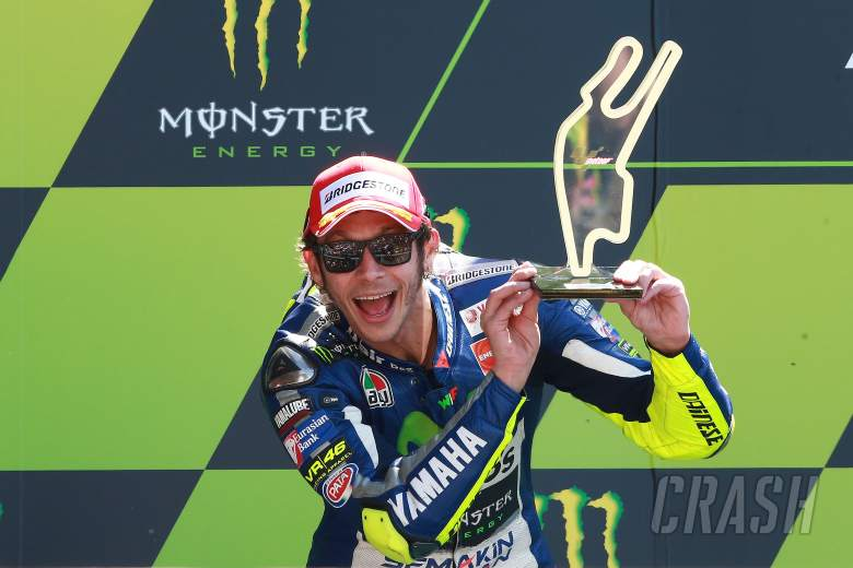 Rossi: Four title fighters - no Marquez 'crisis'
