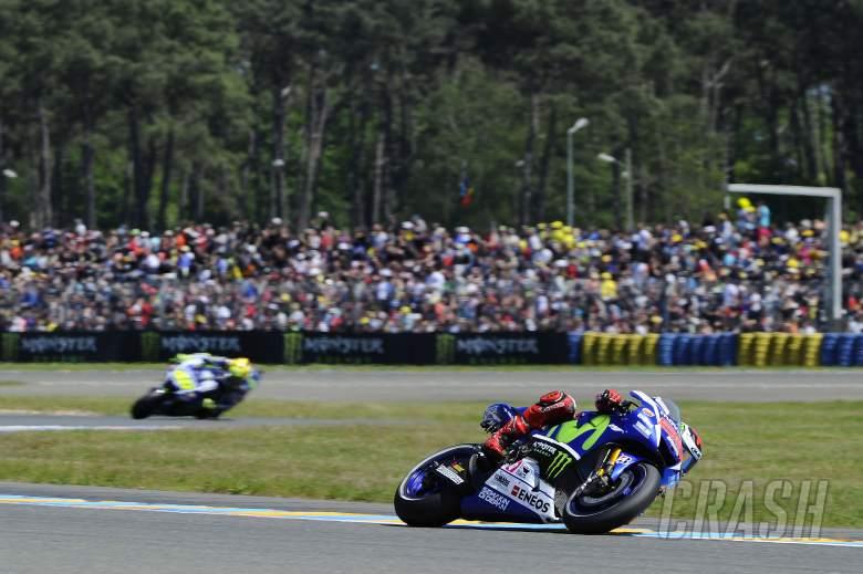 Rossi, Lorenzo: Race pace comparison