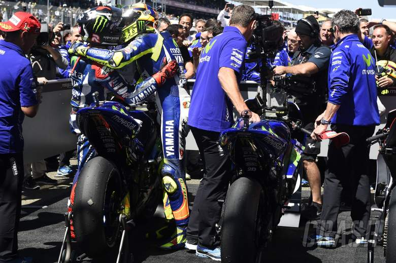 Rossi: We gambled, it was the right decision