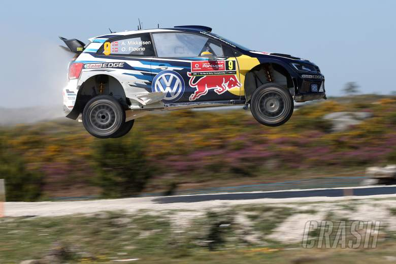 Mikkelsen: Potential in 2015-spec Polo R WRC amazing