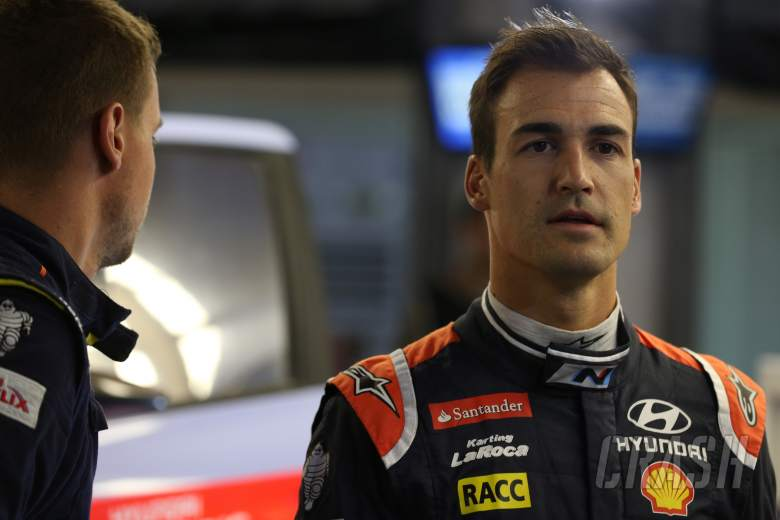 Sordo sidelined by technical issue