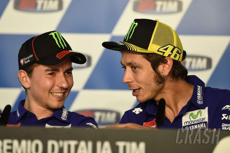 Lorenzo: Relationship with Rossi better than ever
