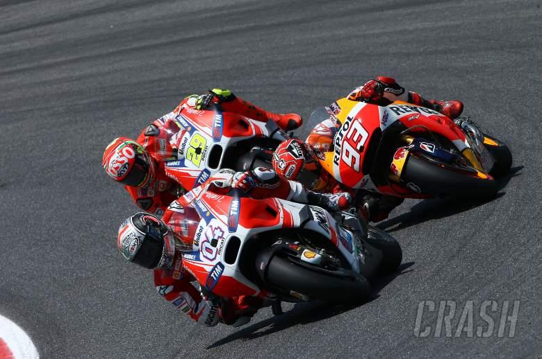 Ducati lose concessions for MotoGP 2016